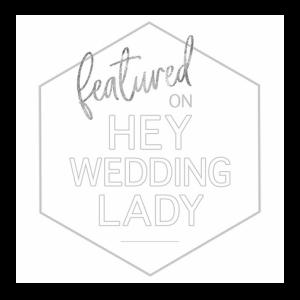 5 Hey Wedding Lady